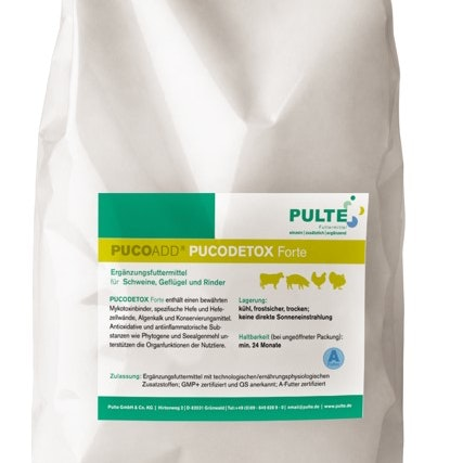 PUCOADD® PUCODETOX® FORTE Pulte GmbH & Co. KG