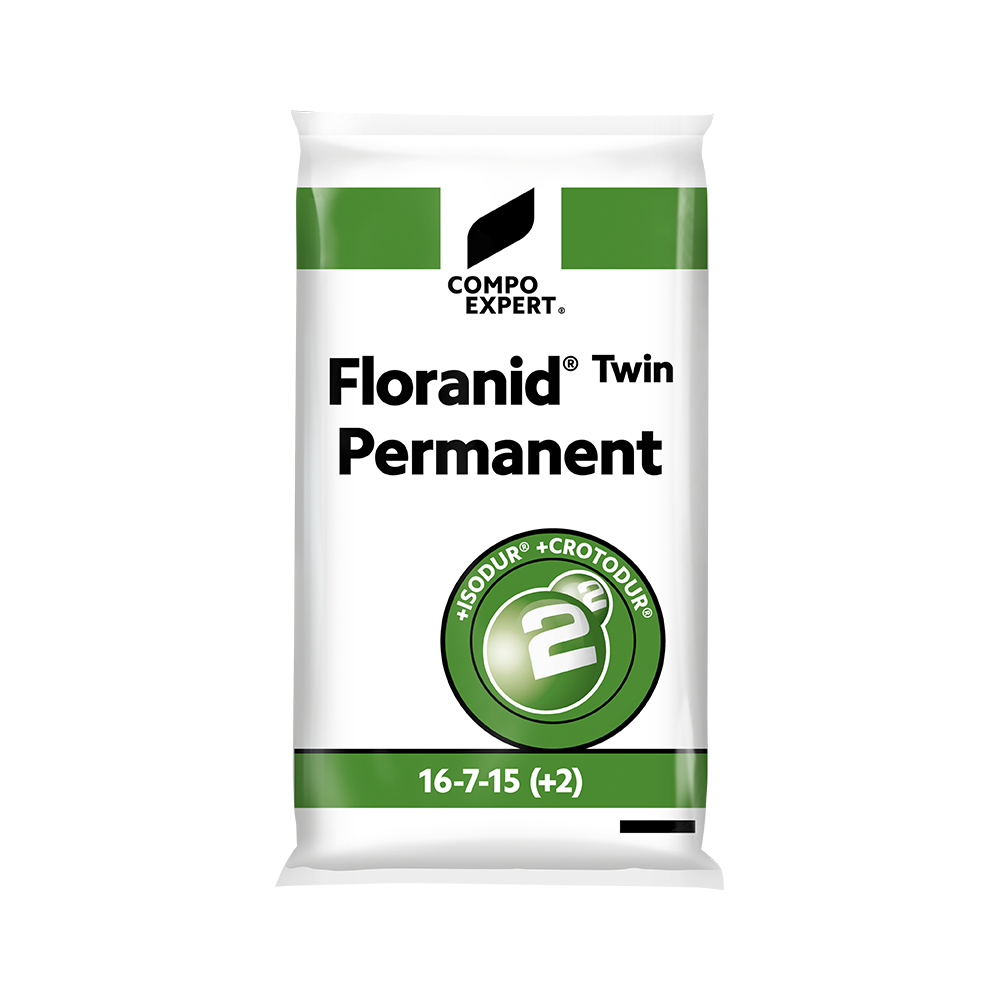 Floranid® Twin Permanent 16-7-15(+2) COMPO EXPERT GmbH